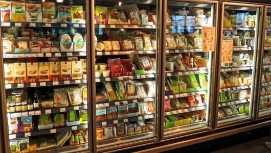 「无人货柜」福柜升级改造传统便利店无人智能货柜受消费者追捧