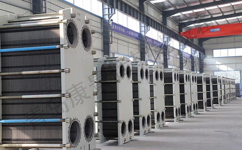 板式热交换器的原理介绍