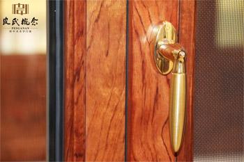 什么叫铝包木门窗?好处在哪里?木包铝门窗和实木门窗的区别是什么?