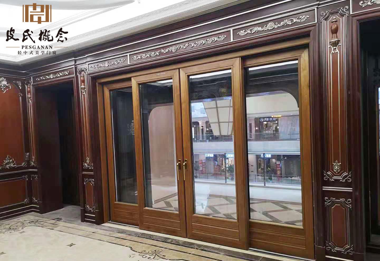 中式古典风格门窗设计_品味艺术,格调雅致的东方情怀